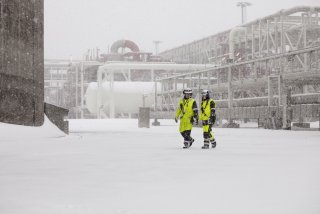 Statoil has over 30 years of experience working in Arctic conditions (Photo:Statoil)