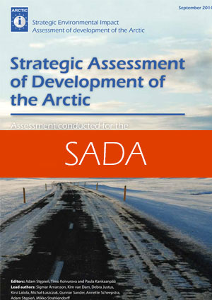 Strategic Assessment of Development of the Arctic